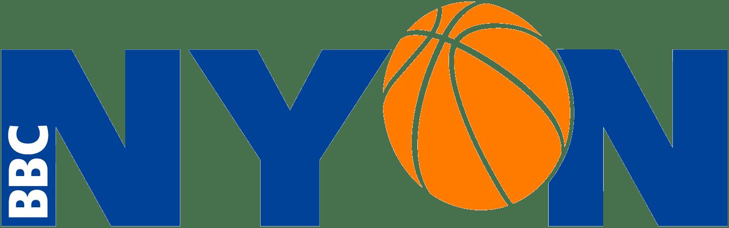 nyon basket logo